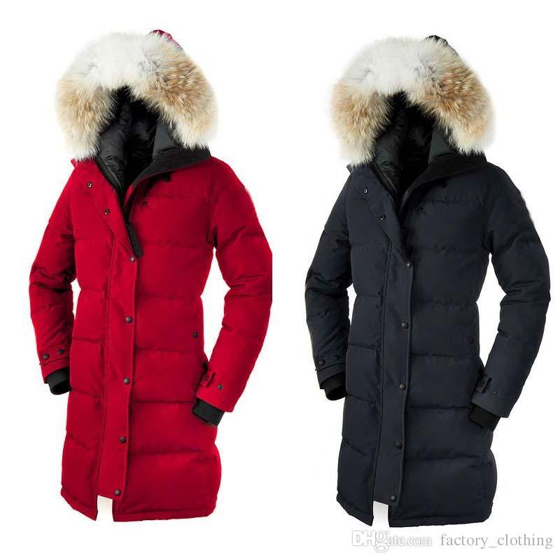 big sale 5466e e77a7 2018 neueste mode woolrich marke frauen arctic anorak daunenjacken winter  daunenjacke 90% outdoor dicken parka mantel warm outwear