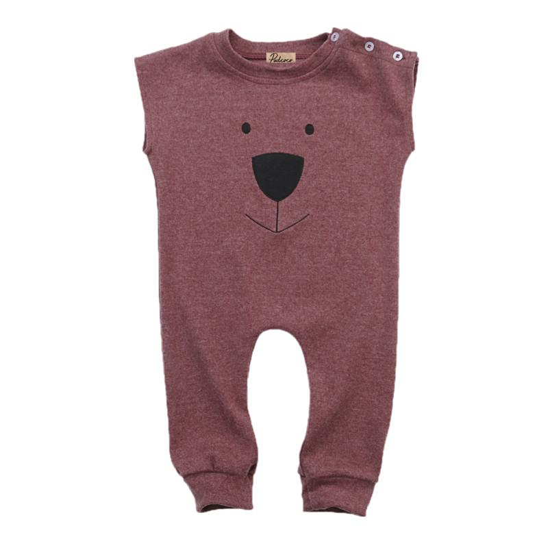 76f37bcb8 2019 Infant Toddler Newborn Baby Kids Girl Boy Unisex Clothes Casual ...