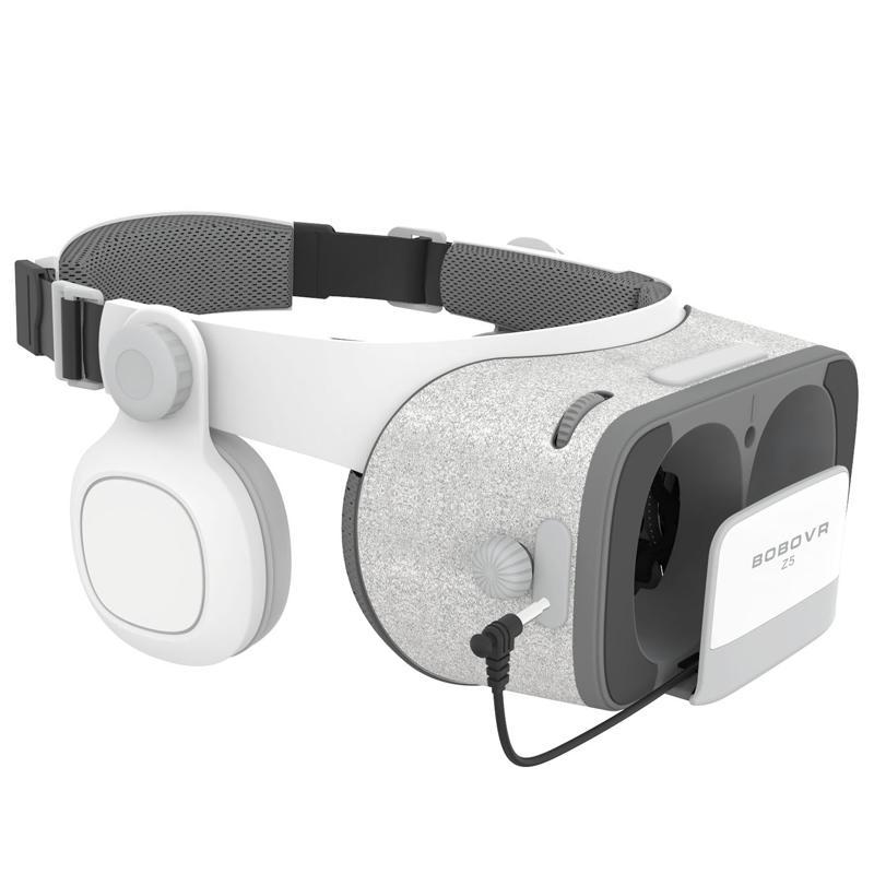 Купить Оптом Очки Виртуальной Реальности 3D Очки Оригинальный Bobovr  Z5 BoBo VR Box Z5 VR Очки С Гарнитурой Стерео Коробка Для Смартфона  Отcigirat В ... 42512d7d7e9bf