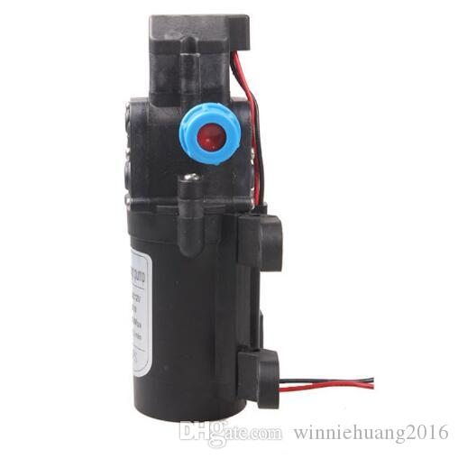 DC 12V 60W Micro Electric Diaphragm Water Pump Automatic Switch 5L/min High Pressure Car Washing Spray Water Pump 5L/min