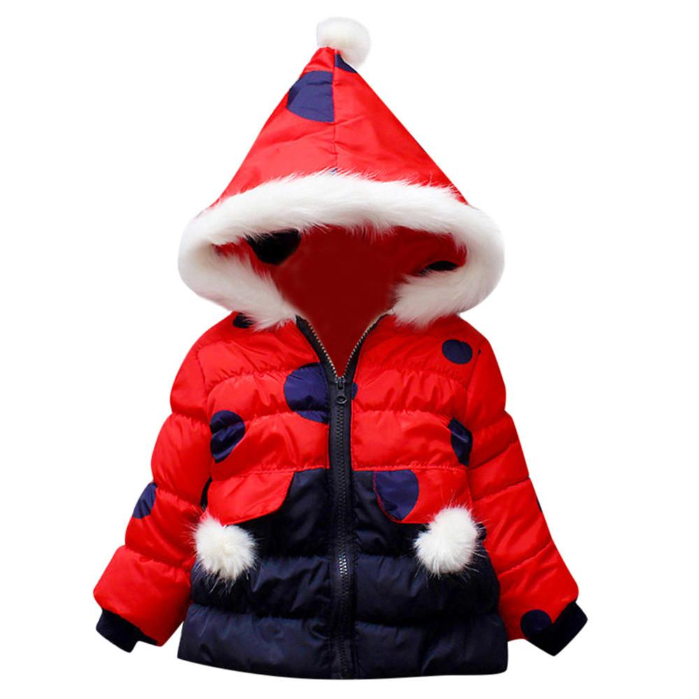 4b239a7ac ARLONEET Kids Baby Girl Autumn And Winter Girls Thick Warm Print ...