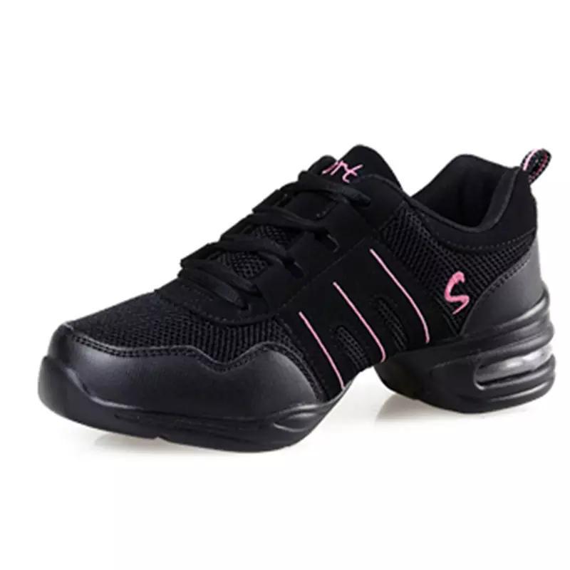 86a4e0a7 Compre Cheap DS001 EU35 42 Característica Deportes Suela Suave Aliento  Zapatillas De Baile Zapatillas De Deporte Para Mujer Zapatos De Práctica  Moderna ...