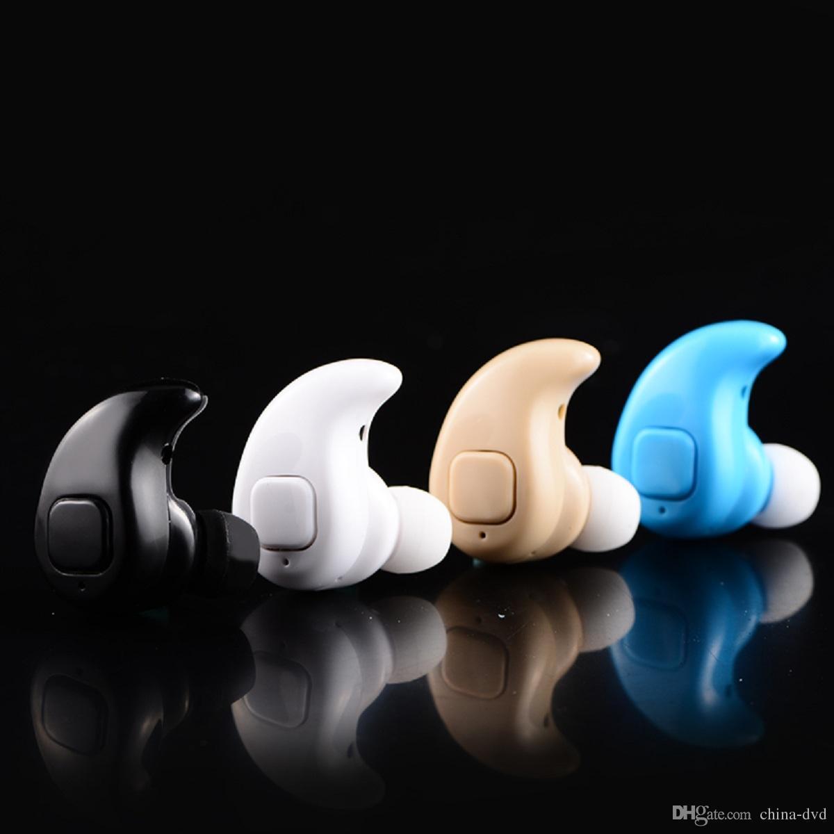 S530X Mini Auricular Estéreo Bluetooth Inalámbrico con Micrófono Fone De Ouvido Manos Libres Universal para iPhone 6 Samsung Auriculares