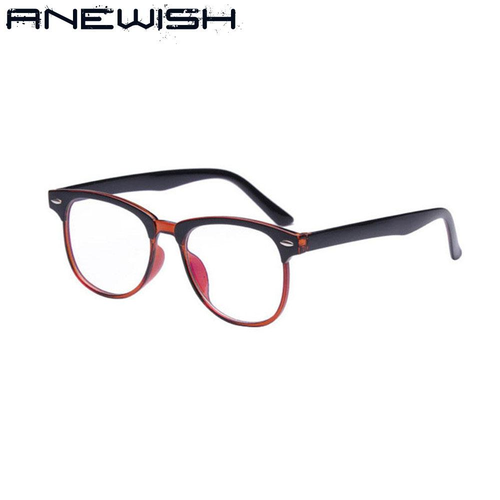 18a09ebfdb0 2019 Anewish Protect Computer UV400 Brand Men Women Eyeglasses Optical  Spectacle Frames Blue Lenses Glasses Cheap Hot Clearance From Value111