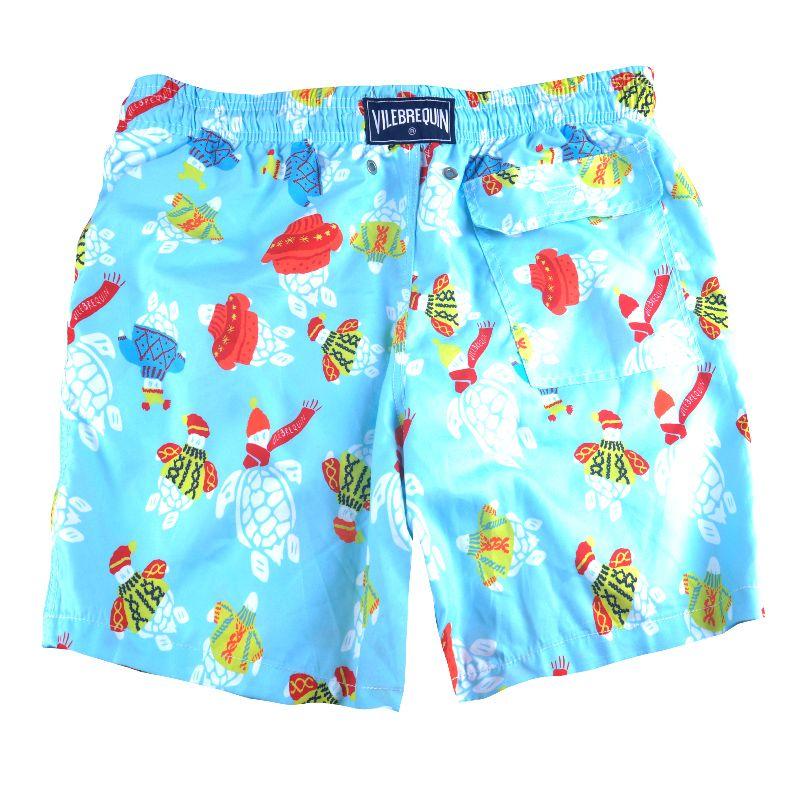 L Cbyan Beach Briefs Mens Swim Trunks Swim Board Shorts with Pockets M XL XXL