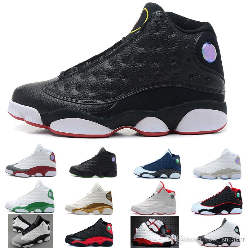 740af357a150 Cool JD13 Panda 13 Men S Basketball Shoes Fashion Classics Top Quality XIII  Sports Boot Hot Selling Male Air Sneaker For Men Basketball Gear Basketball  ...