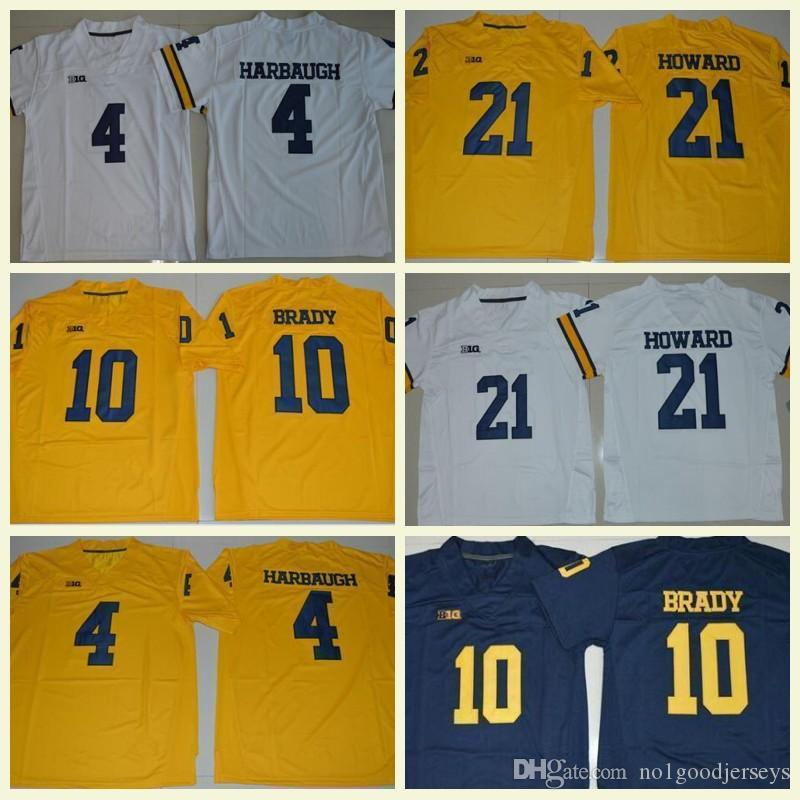 NCAA Michigan Wolverines College Jerseys 5 Jabrill Peppers 21 ... da3abeff6
