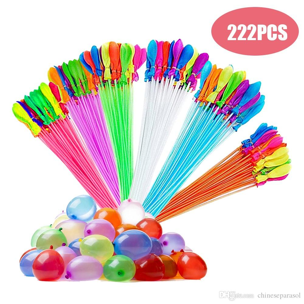 Water Balloon Magic Balon Air Perang Bunch Balloons Colorful For Party Helium From Chineseparasol 1000x1000
