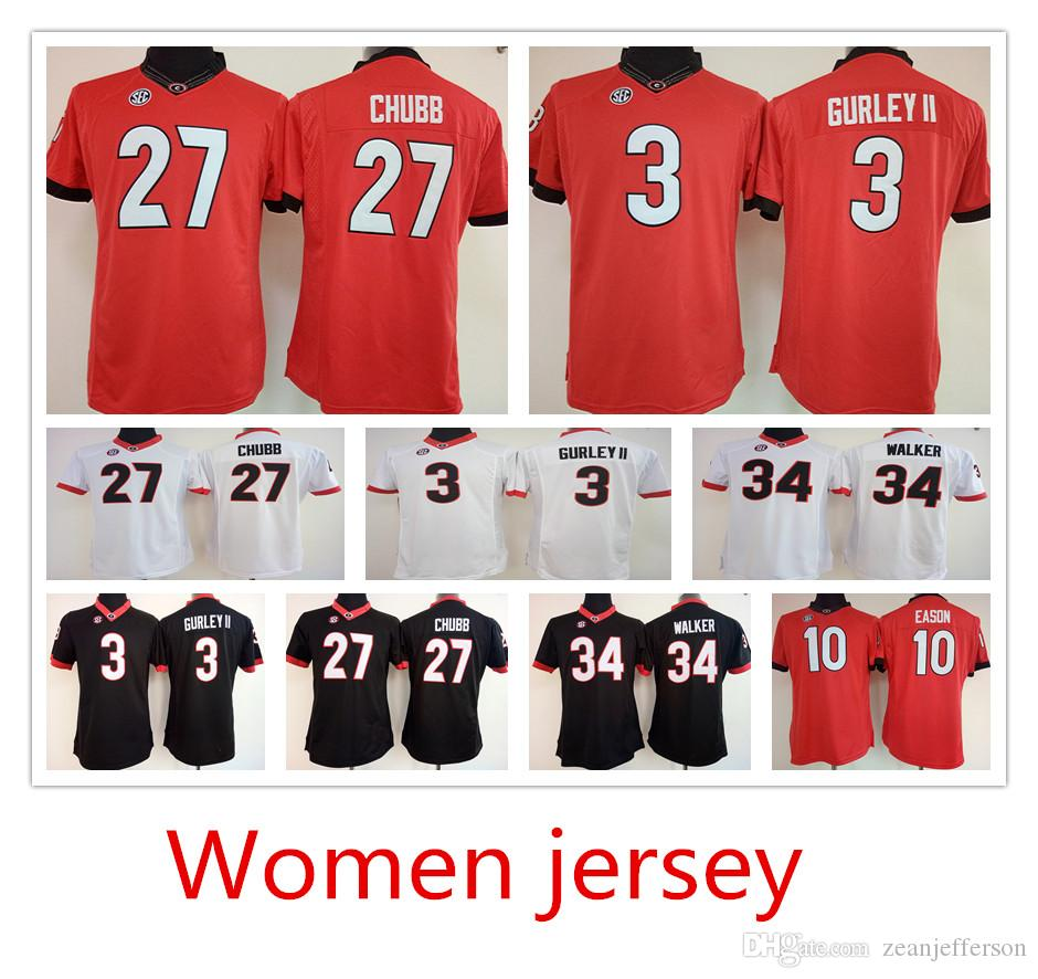 women's nick chubb jersey