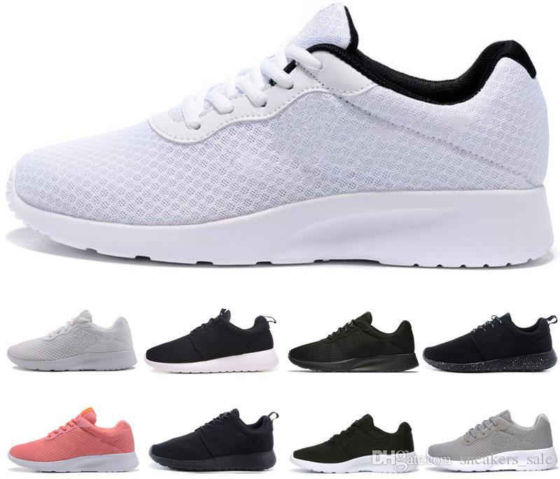 sneakers for cheap d8ffe 5e7e3 Scarpe Running Donna Nike Tanjun Cheap London Run TANJUN 1.0 3.0 Nero  Bianco Rosso Grigio Mens Donna Scarpe Da Corsa Olympic Designer Scarpe Da  Ginnastica ...