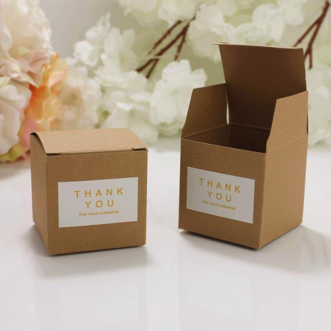 Lovely Small Cowhide Paper Carton Restore Ancient Ways Is Joyful Small Gift Boxes Of Chocolate Packaging Box Diy Jewelry Box