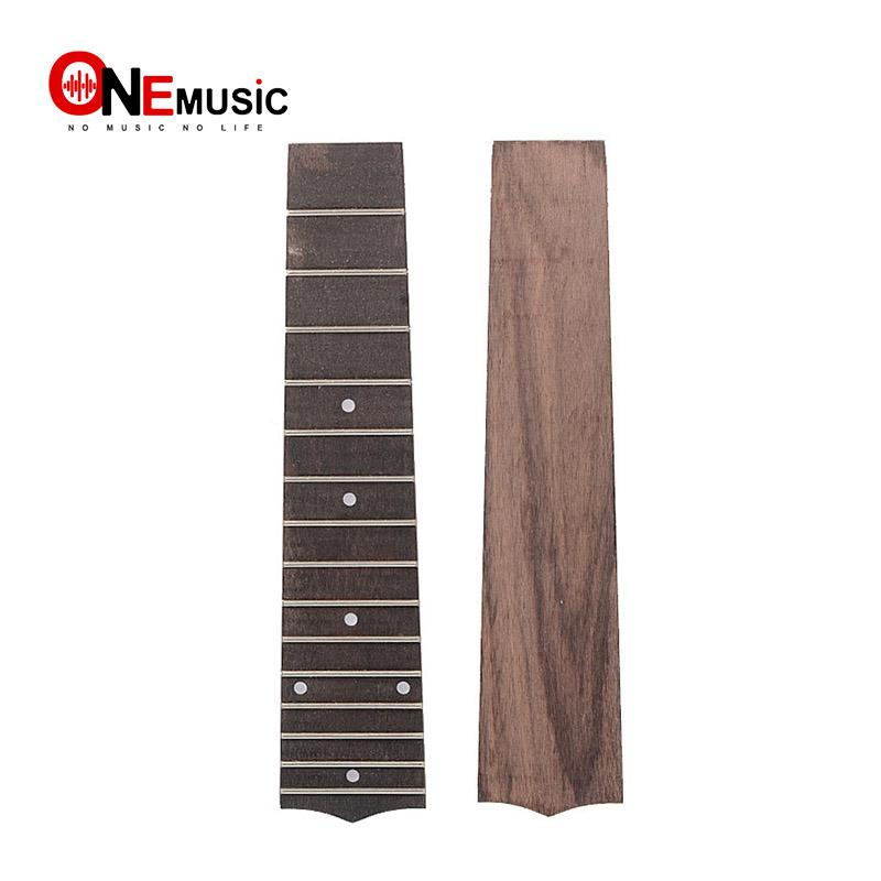 Soprano Ukulele Fingerboard 15 Frets For Soprano Ukulele 21 Ukulele Parts Maple Fingerboard For 21 Ukulele Stringed Instruments
