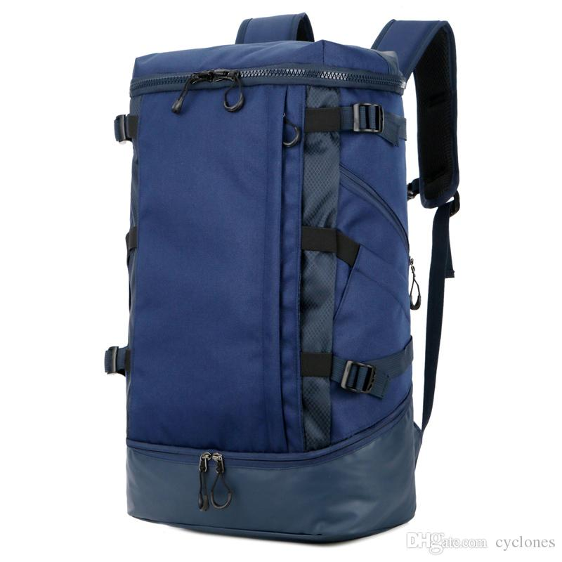 Duffel Bags Multi-Founction Backpack - Fashion Sports Functional Gym Sport Outdoor climbing back packs Travelling Bag Big Laptop Carry Bags