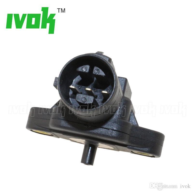 3 Bar Manifold Air Pressure MAP Sensor Assy For Honda Civic Del Sol Odyssey 37830-P05-A01, AS62, 37830-P05-A01, 37830-P0G-S00, 37830-P7A-N11