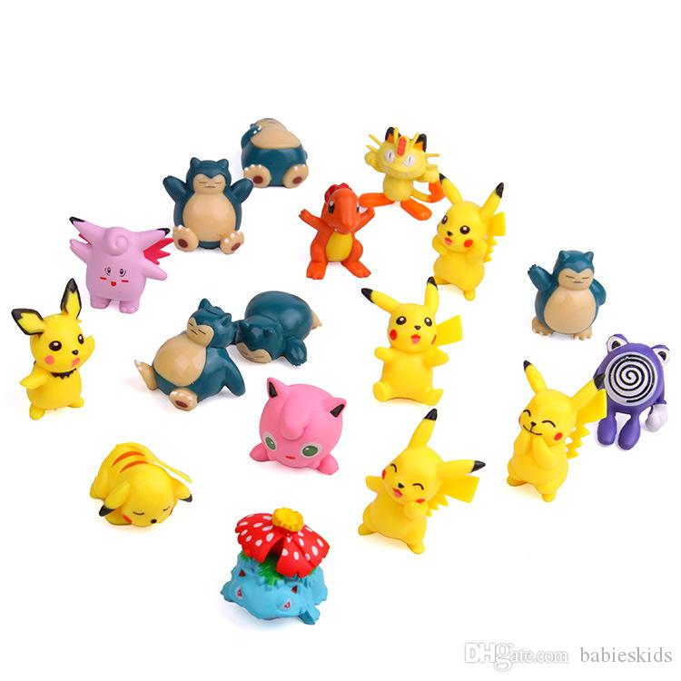 Baby Toy Pet Shop Action Figures Animals Puppy Kids Boy And Girl PVC Video Game Cartoon Toy Birthday Festivel Kids Gift