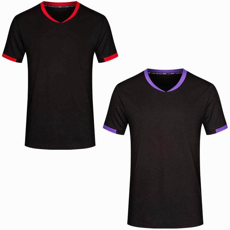 4e40d327f275 2019 Fitness Basketball Table Tennis Jersey Sports Gym Clothing Training  Breathable Quick Dry Running Short Sleeve T Shirts Men 5XL From Johiny