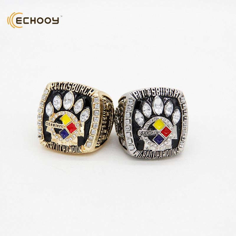 2019 2005 Pittsburgh Steelers Champioship Ring With Box That A Best