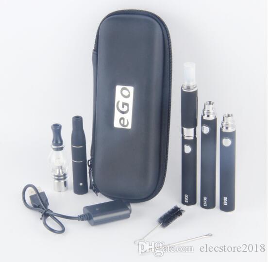 eVod 3 в 1 Vape Ручка с воском Купол стекла Глобус MT3 Жидкость густое масло Ago сухой травы 3 in1 Испаритель Ecigs Starter Kits