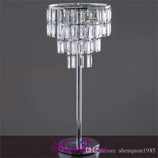 crystal acrylic centerpieces for wedding table top/bead and metal table top centerpiece favors flowr stand price