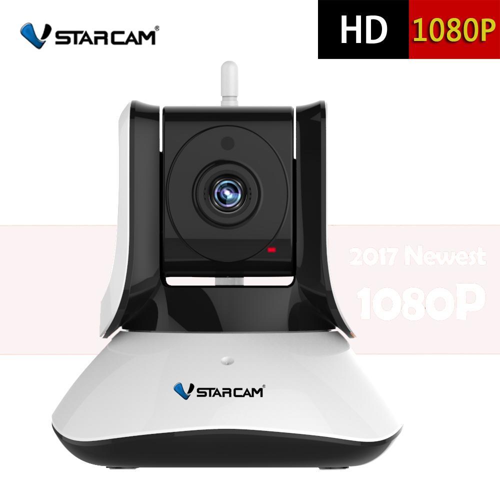 Vstarcam C21S HD 1080P/720P WiFi Video Surveillance indoor Security  Wireless IP Camera with Two Way Audio IR Night Vision Pan