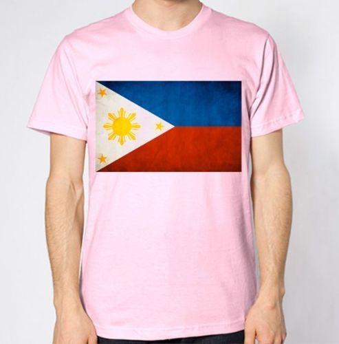 3bc20c6935250 Philippines New T Shirt Map Flag Top Country Gift Present Filipino Holiday  Tee Quirky T Shirt Awesome T Shirts For Sale From Popthreads