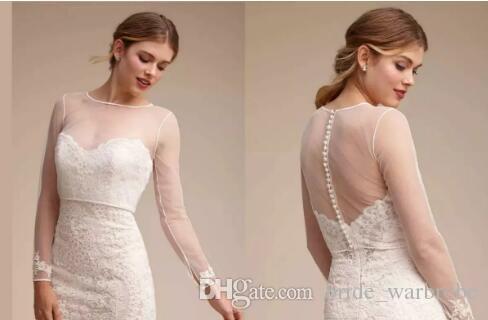 compre sheer wedding capes simple chal para el amor vestidos de