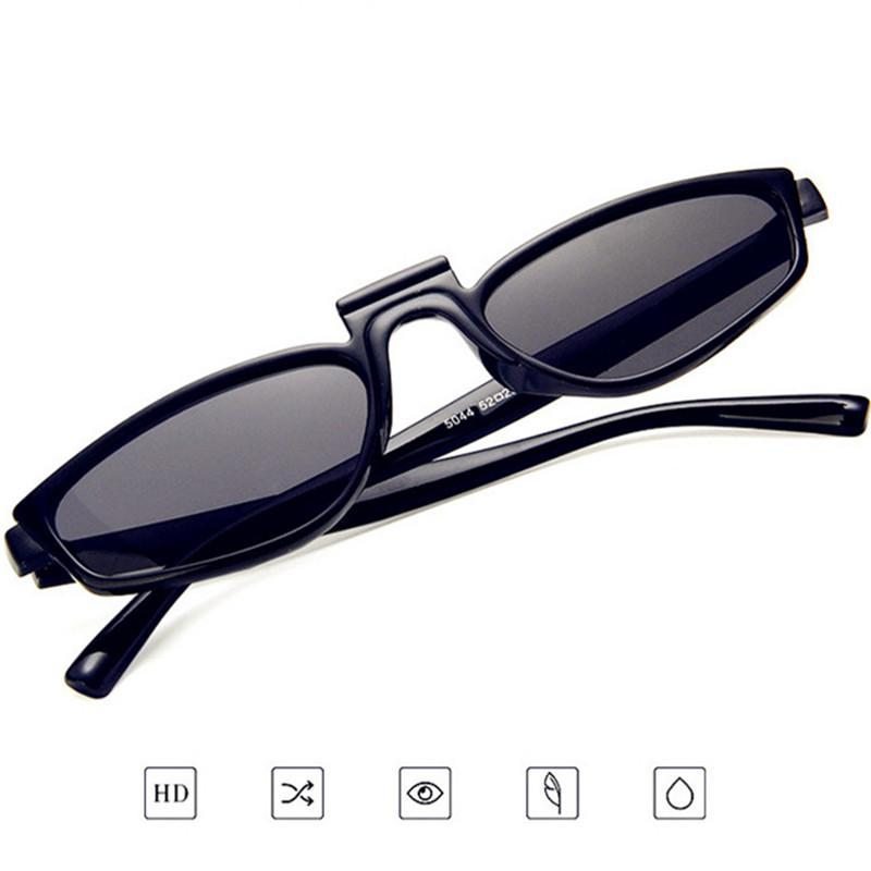 c2eb289f0c Acquista TENDA Vintage Lentes De Sol Mujer Top Trending Occhiali Da Sole  Donna Retro Fashion Small Box Supermodel Occhiali Da Sole Cerniera In  Metallo A ...