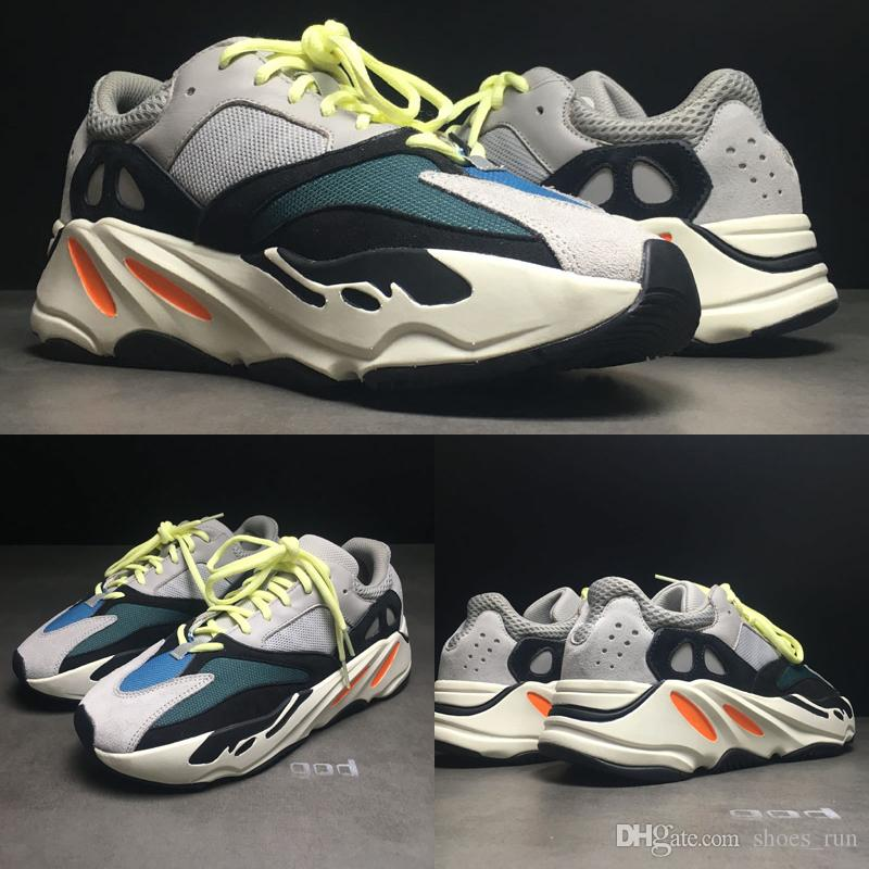 sale new discount wiki Real Boost !! Runner 700 Wave Runner Kanye West Shoes Men's Shoes Women's Sneakers Mens Sports Boots Womens Boost Man Sport Shoes sale real E3eKaZH00