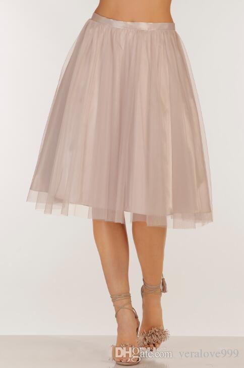 Mais recente Curto Mãe Da Noiva Vestidos Lace Tulle Na Altura Do Joelho 3/4 Mangas Compridas Mãe Vestidos de Noiva Vestidos de Baile Curto