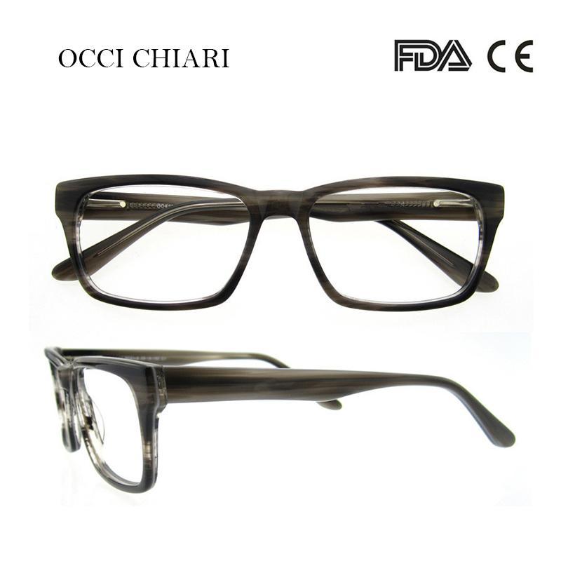 da1c236723 2019 OCCI CHIARI Fashion Eyeglasses For Men And Women Brand Designer  Prescription Nerd Lens Medical Optical Glasses Frame W CASOLA From  Qualitywatch