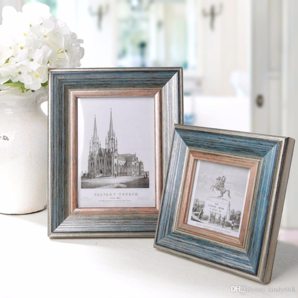 2018 2018 Mini Picture Frames Sets Photo Frames For Picture Wall ...