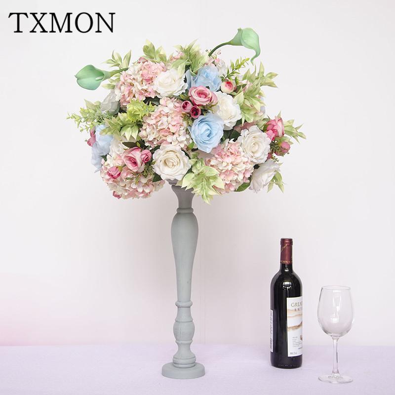 Acheter Decoration De Mariage Fleur Artificielle Boule Et Fer