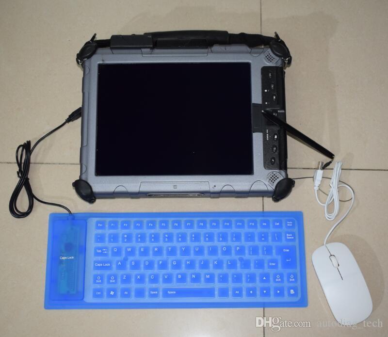MB STAR C4 WIFI Diagnostic Tool + X-plore IX104 i7 Tablet With 480gb mini SSD Newest Soft-ware Installed