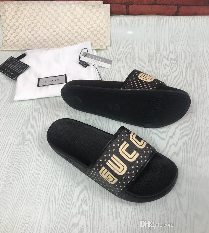 dfce64de7b4d Men Women Sandals Designer Shoes Blooms Tiger Bees Snake Luxury ...