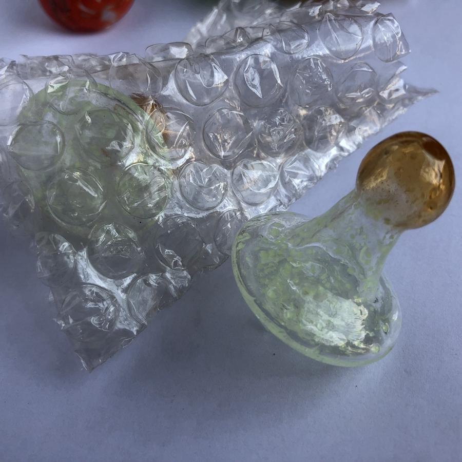 Новый стеклянный карбюратор Cap Magic Witch Hat световой пузырь карбюратор Cap купол для тепловой P Banger ногти OD 35 мм карбюратора крышки