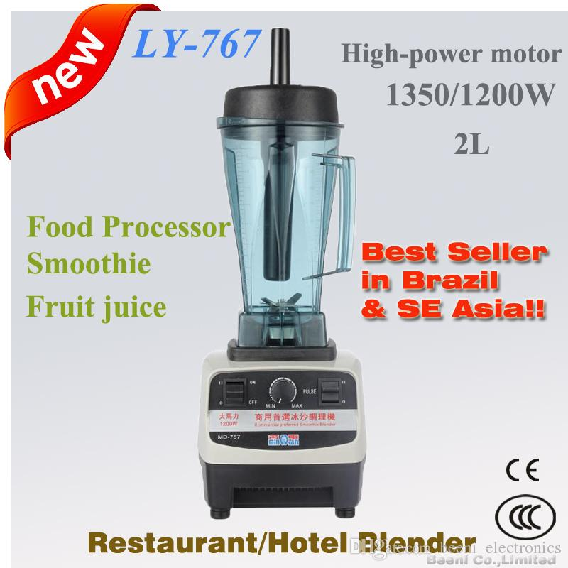 Commercial Blender Ice Crushing Food Processor Juicer For Bar And Restaurant Using Home Party S Food Preparing
