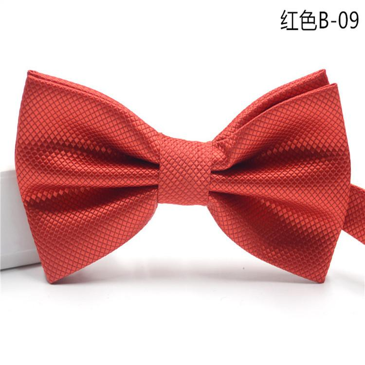 12c22511a46d Mens Bowtie Bow Ties Pre Tied Adjustable Solid Red Microfiber Silk Bow Tie  Fashion Accessories Bow Ties Uk Bow Tie Pasta Recipes From Cocolty, ...