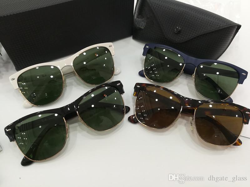 d08991ffc9 Best Mens Designer Sunglasses Fashion Driving Glasses Nylon Tea ...