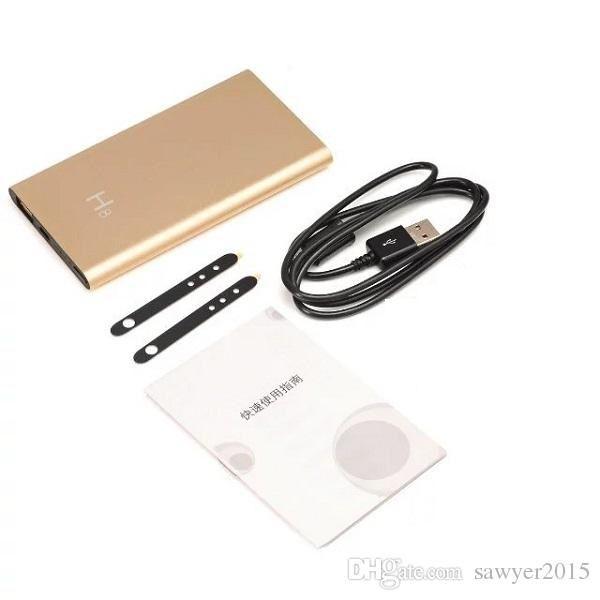 H8 WIFI Power Bank video Camera HD 1080P WIFI P2P IP Camera Mobile Power Bank Pinhole camera Motion Detection Battery Wireless IP Cameras