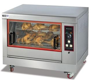 Electric Chicken Rotisserie Grill Duck Roast Oven Electric Bbq