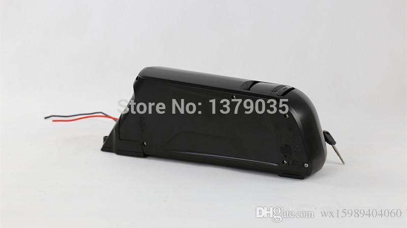 Envío gratis ebike batería de litio 36 v 10ah nueva botella bicicleta eléctrica batería con cargador