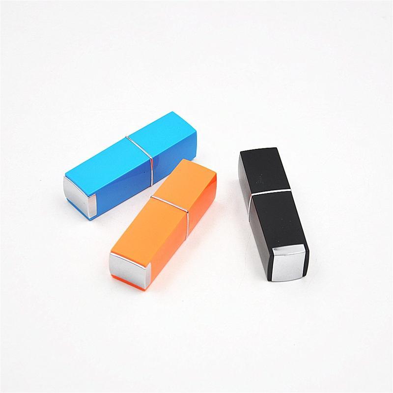 Neueste Lippenstift Metallpfeife ausgeblendet Qualität Mini-Pfeife Rohr 22mm Durchmesser Tragbare einzigartigen Entwurf einfach zu tragen Sauber Hot Verkauf