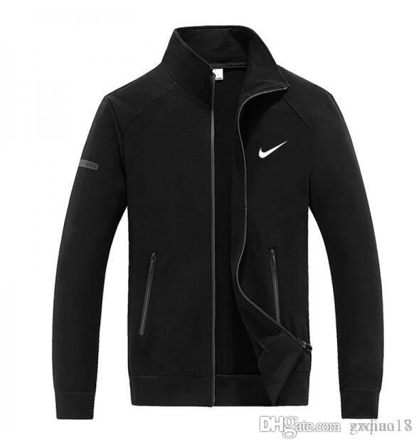 705666cc0943 NIKE 2018 Fashion L 5XL Brand Men Windrunner Jacket Thin Jacket Coat ...