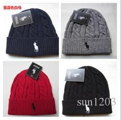 1569c4e8c9f Hip-hop Fashion Unisex Spring Winter Hats for Men Women Knitted ...