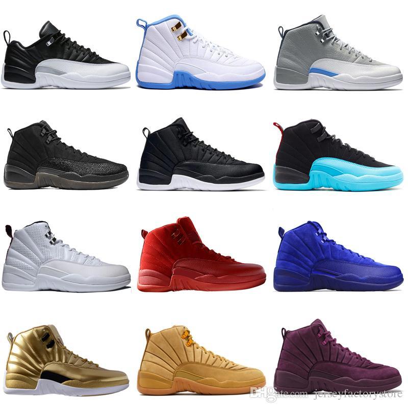Flu Game 12s On Feet