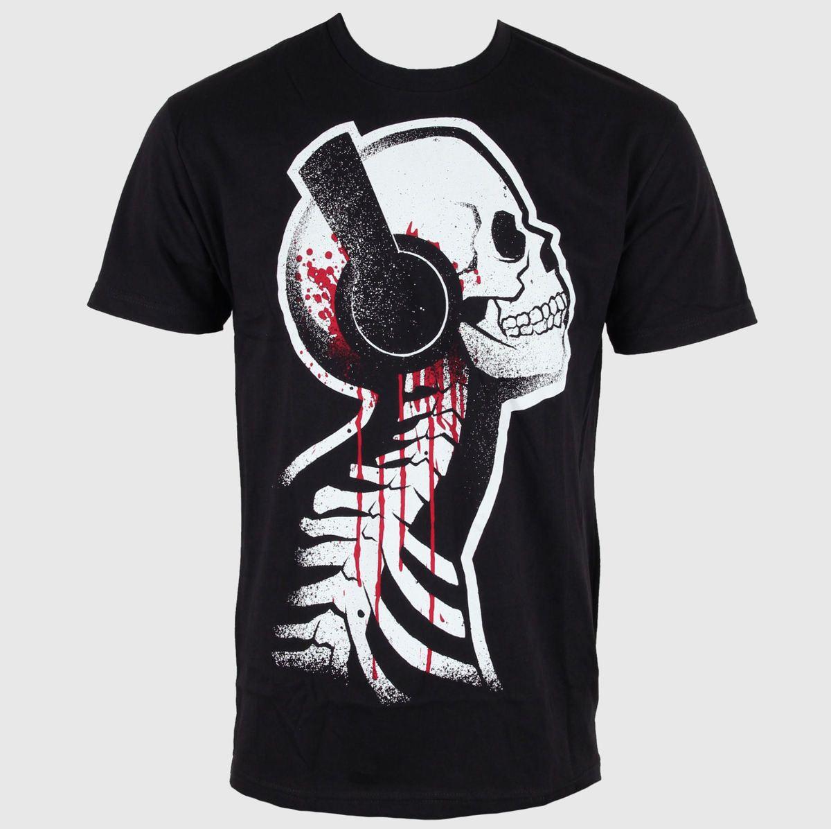 8223e7b2f04b Herren T Shirt Akumu Ink Black Tee Größe XXL It T Shirts Humor T ...