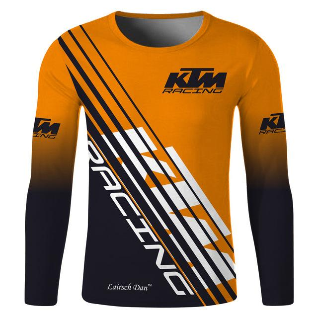 the latest 7dfec 2cf63 Wholesale MOTO GP Sports Jersey motocross jersey for racing long sleeve  racing moto quick dry pro team long sleeve Ty