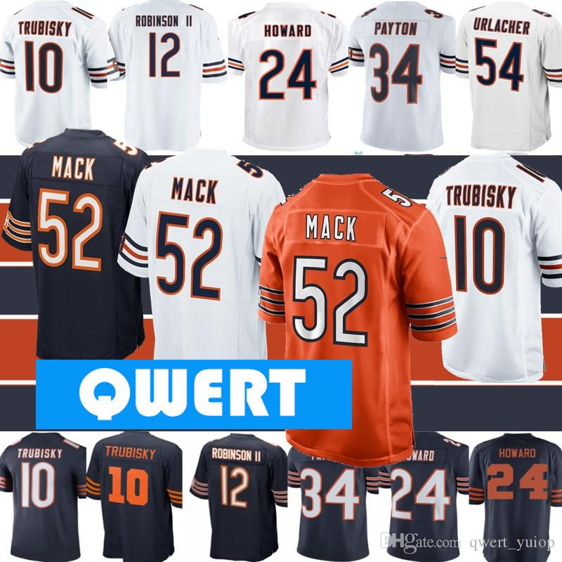 brand new 26053 11cfc australia chicago bears stitched jersey e9361 359ee