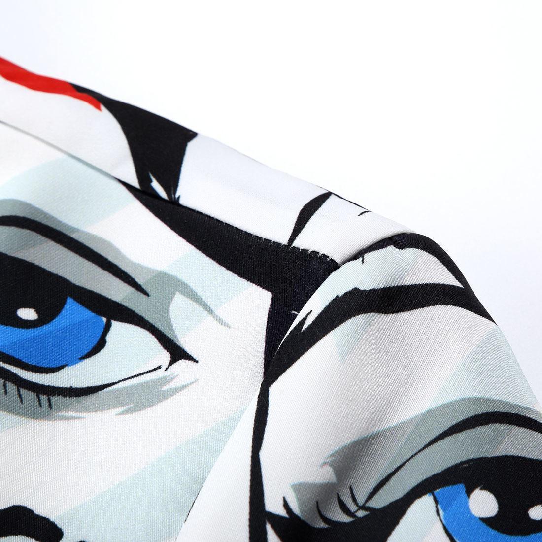 PYJTRL Marca 2018 Nueva Tide Moda para hombre Diseño de la chaqueta de la manera más el tamaño de la cadera Caliente Casual Hombre Slim Fit Chaqueta Traje Cantante