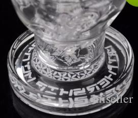 Big Thick Glass Bongs Wasserpfeifen Fab Egg Glas Wasser Bong Klein Recycler Bohrinseln Rauchpfeifen 2 Funktion Hookahs 14 mm Joint